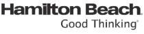 Hamilton Beach Brands, Inc
