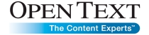Open Text Corporation